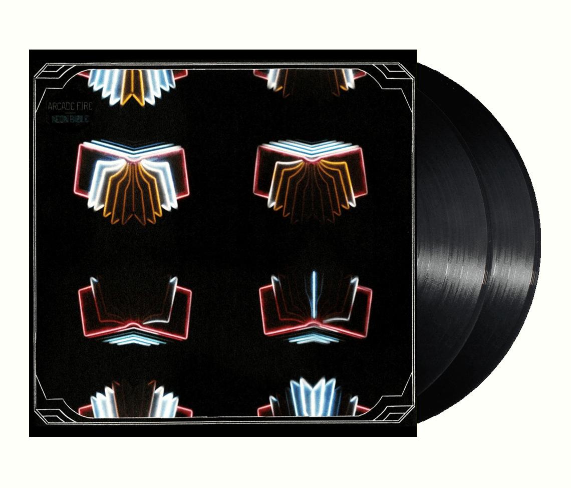 Neon Bible 2x12 Quot Vinyl Vinyl Music Arcade Fire