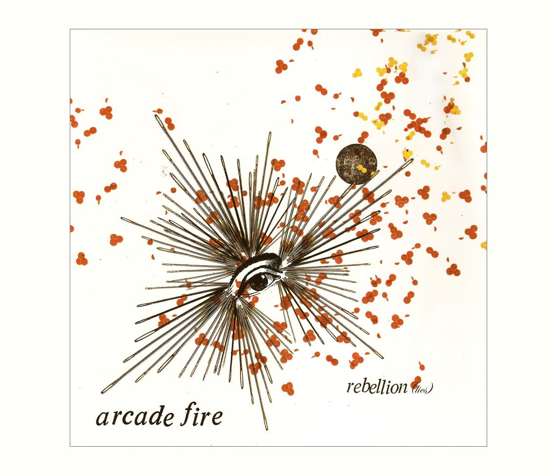 Rebellion Lies Cd Single Music Arcade Fire Online