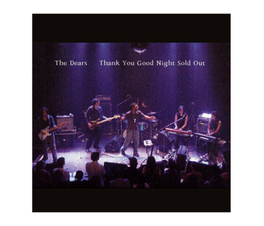 Thank You Goodnight Sold Out Live CD
