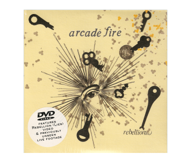 Dvds music arcade fire online store for Arcade fire dvd miroir noir