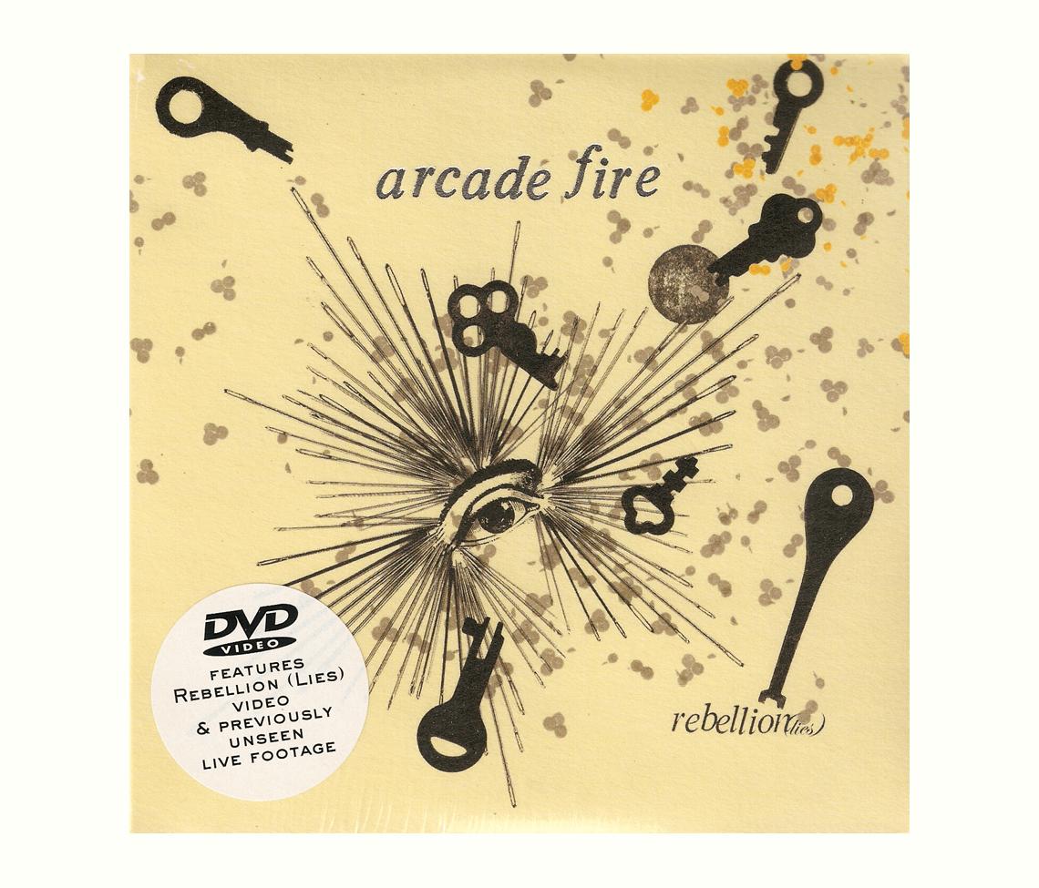 Rebellion Lies Dvd Single Music Arcade Fire Online