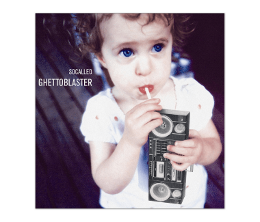 Ghettoblaster CD