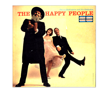 The Happy People Enhanced CD