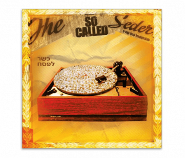 The Socalled Seder CD