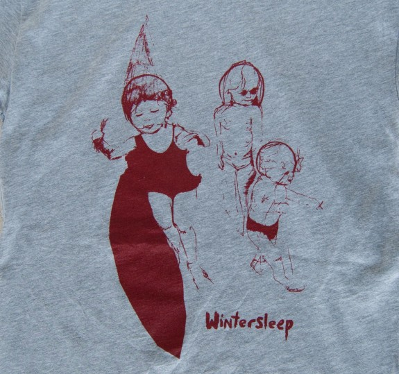 Men's Child Drawing T-Shirt