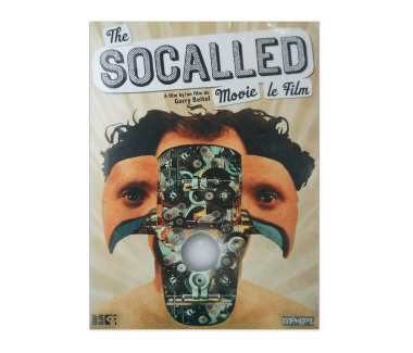 The Socalled Movie DVD