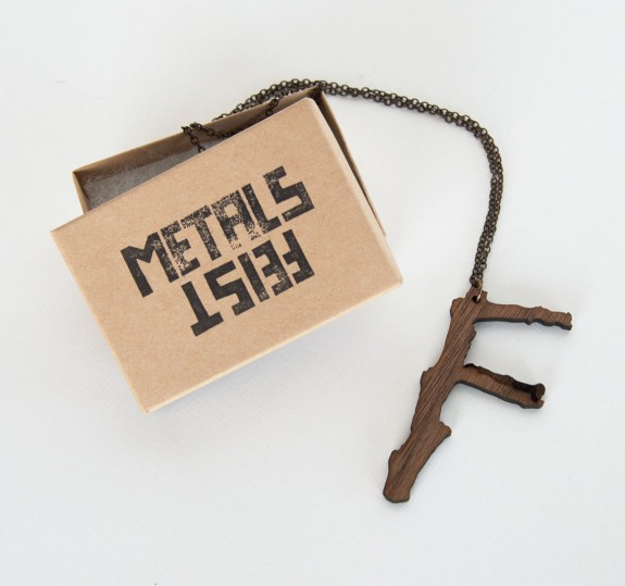 Metals Necklace