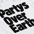 Partys Over Earth Power Washed T-shirt