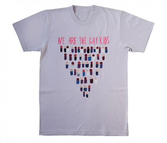 We Are The Gay Kids T-Shirt