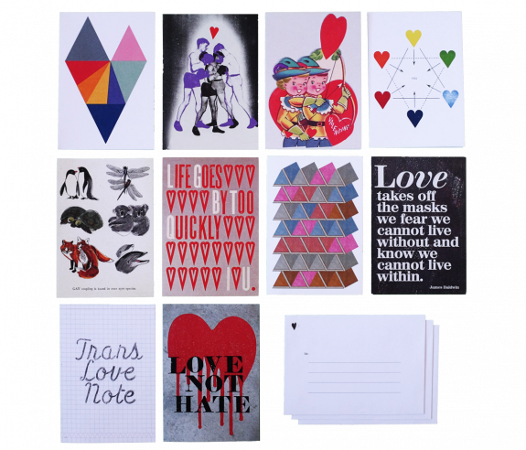 LGBTQ Card Set