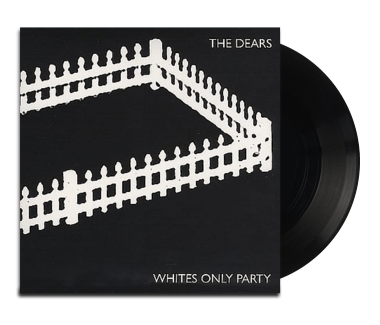 "Whites Only Party 7"" Single"
