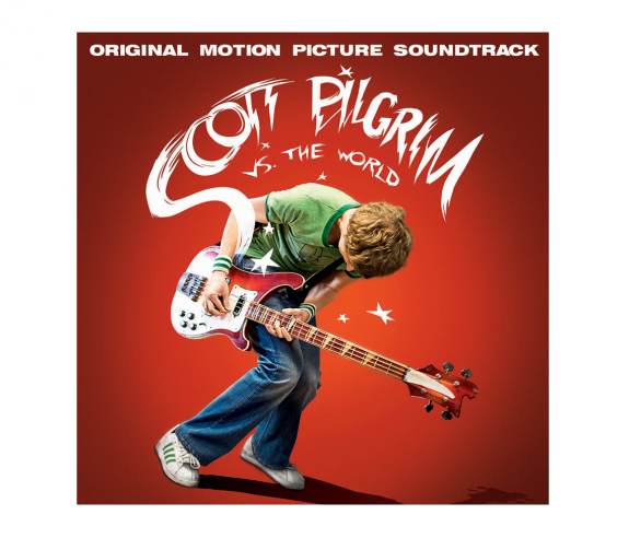 Scott Pilgrim vs. The World Soundtrack feat. Metric