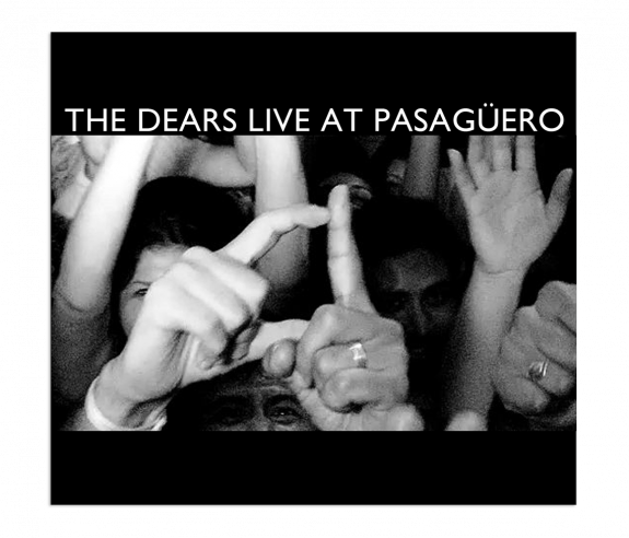 Live At Pasaguero