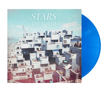 "The North 12"" Vinyl (Blue)"