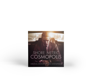 Cosmopolis (Original Motion Picture Soundtrack) CD