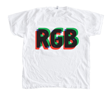 RGB Power Washed T-Shirt