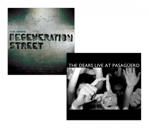 Live At Pasaguero + Degeneration Street