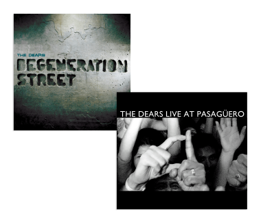 Live At Pasaguero + Degeneration Street Digital