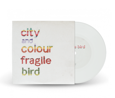 "Fragile Bird 7"" Vinyl (White)"