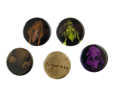 Mask Badge Set