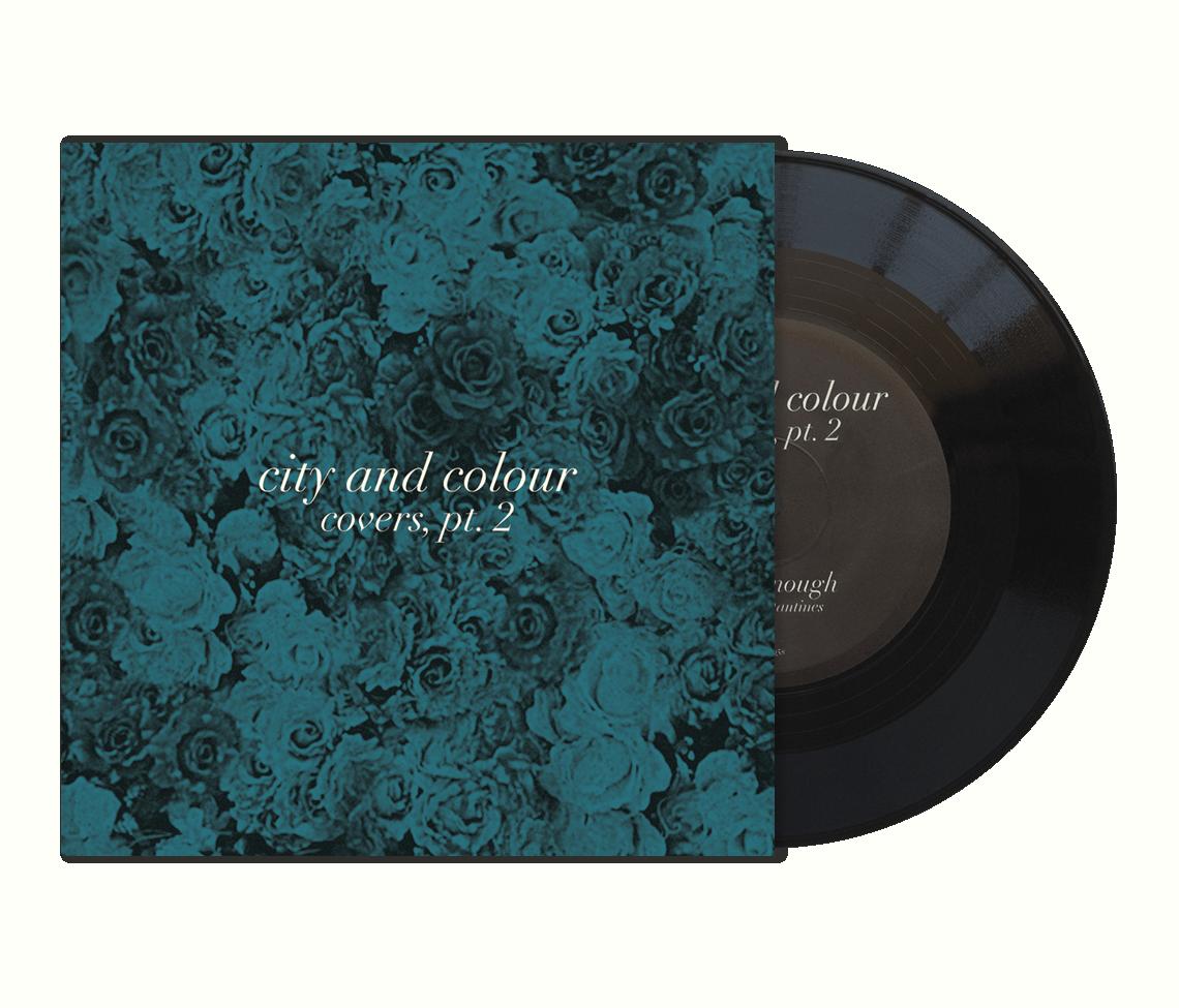 Covers Pt 2 7 Quot Vinyl Black Music City And Colour