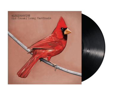 "Old Crows / Young Cardinals 2x12"" Vinyl (Black)"