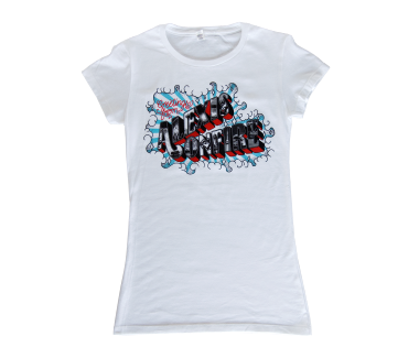 Women's Postcard T-Shirt