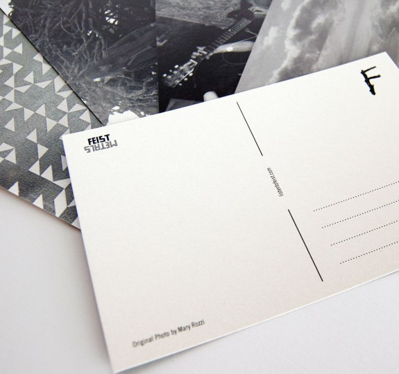 Metals Postcard Set