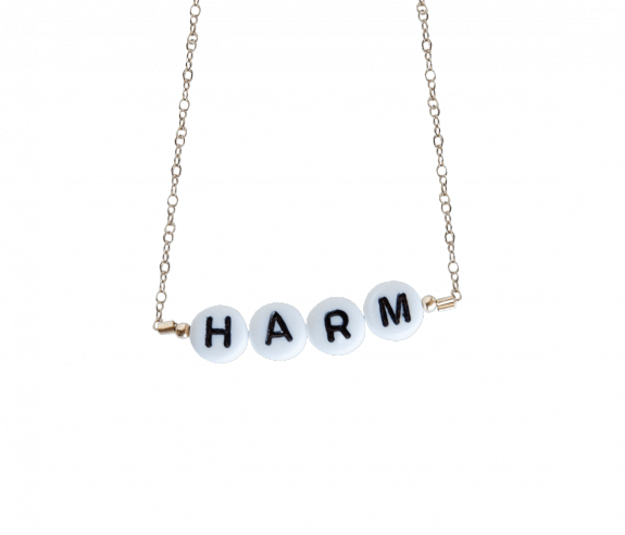 Harm Necklace