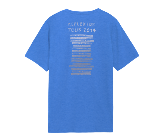NA Summer Tour 2014 T-Shirt
