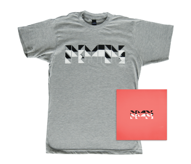 Heather Grey T-Shirt + Digital EP Bundle