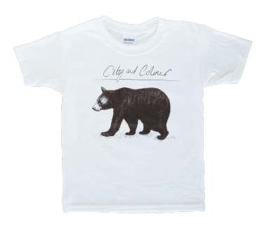 Toddler Bear T-Shirt