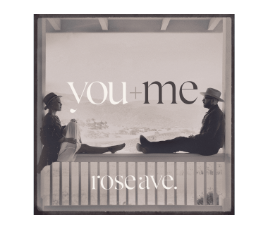 YOU+ME rose ave. CD