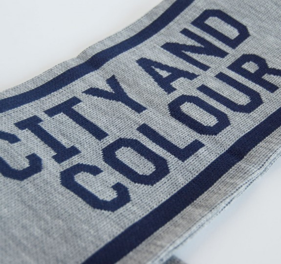 City and Colour Scarf