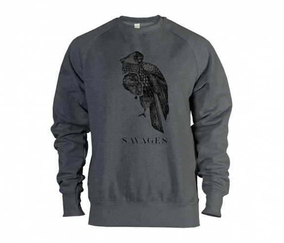 Eagle with Heart Sweatshirt