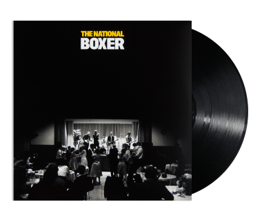 Vinyl Music The National Online Store