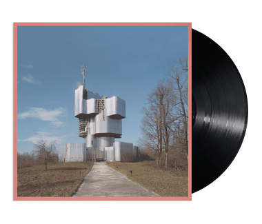 "Unknown Mortal Orchestra 12"" Vinyl (Black)"
