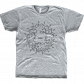 Psilocybin Wheel T-Shirt