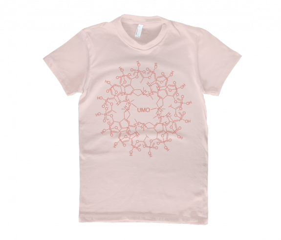 Women's Psilocybin Wheel T-Shirt
