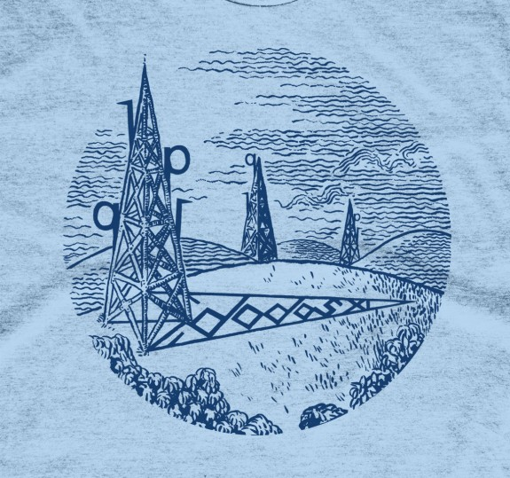 Men's Towers T-Shirt