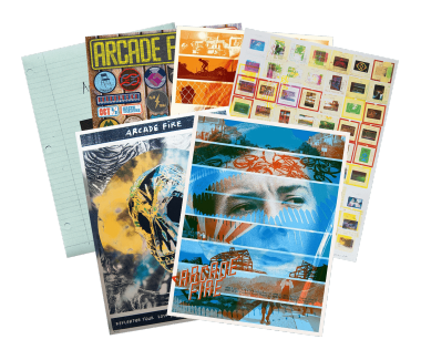 2 x North American Poster Bundle