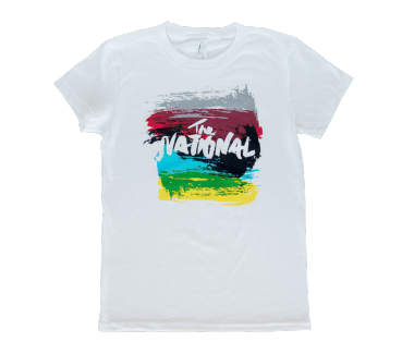 Women's Brush Stroke T-Shirt