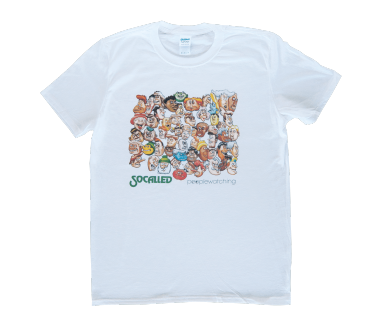 Men's Peoplewatching T-Shirt