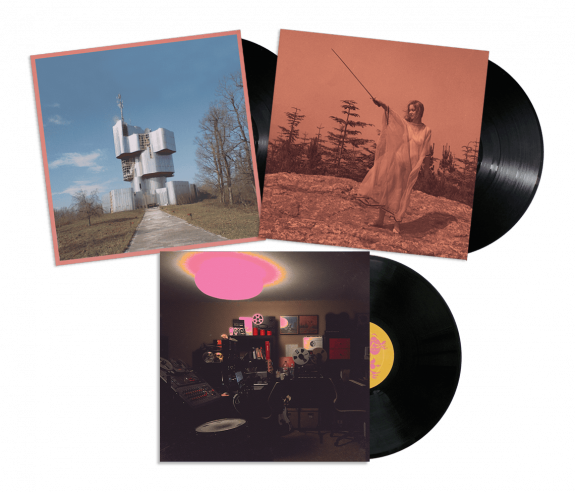 UMO | II | Multi-Love Vinyl LP Bundle