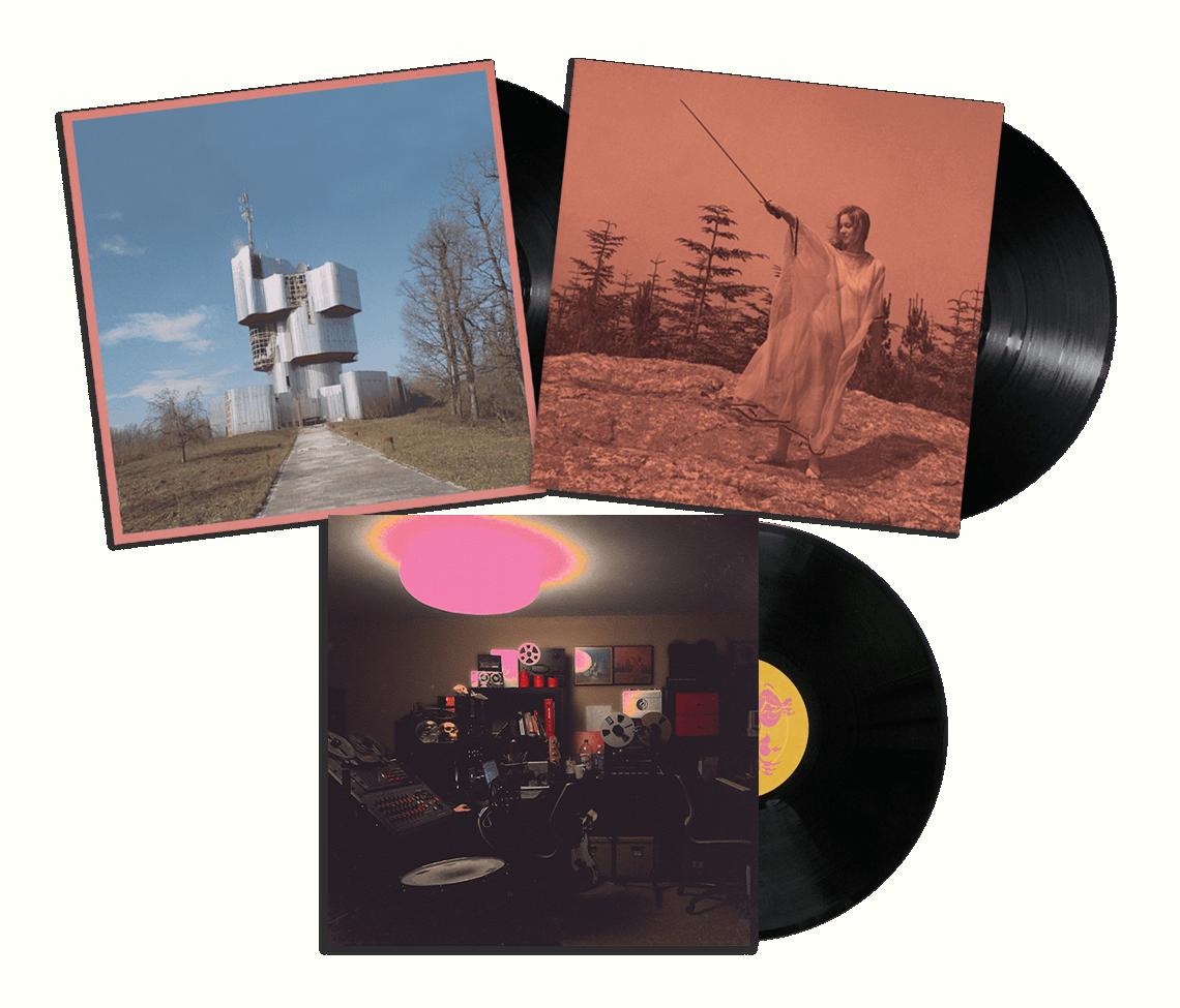 Umo Ii Multi Love Vinyl Lp Bundle Music Unknown