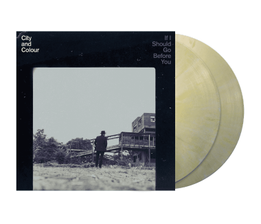 "If I Should Go Before You 2x12"" Vinyl (Bone)"