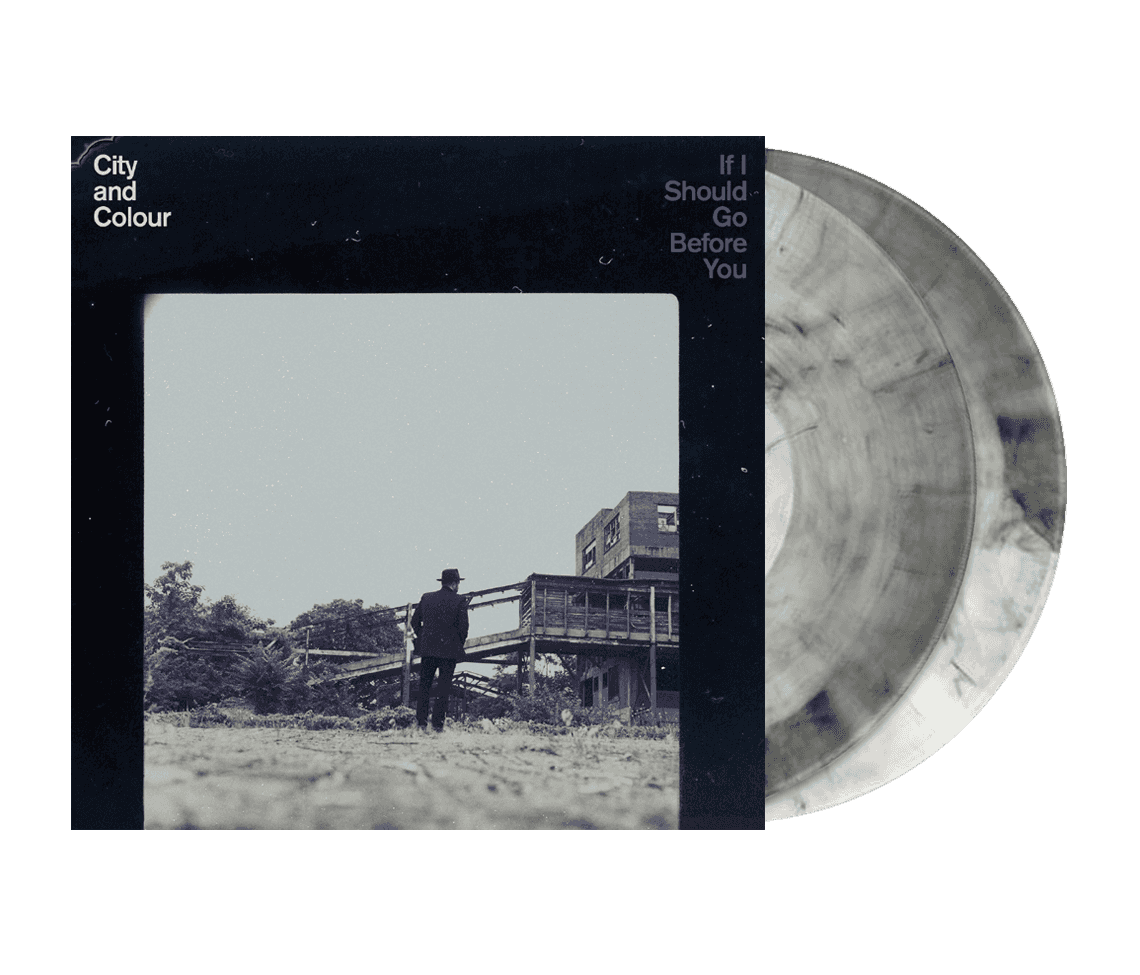 If I Should Go Before You 2x12 Quot Vinyl Clear W Black