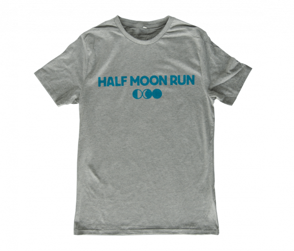 67fc3f002f Half Moon Run T-Shirt - Melange Grey - Sale - Half Moon Run Store