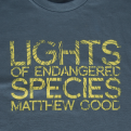 Lights Of Endangered Species T-Shirt