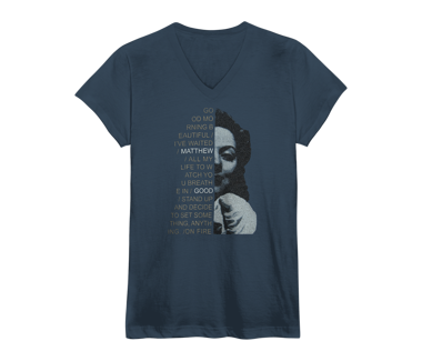 Women's Face T-Shirt